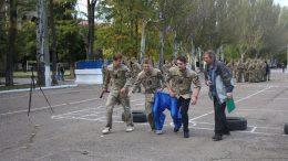 військово-спортивні змагання «Козацькі ігри»