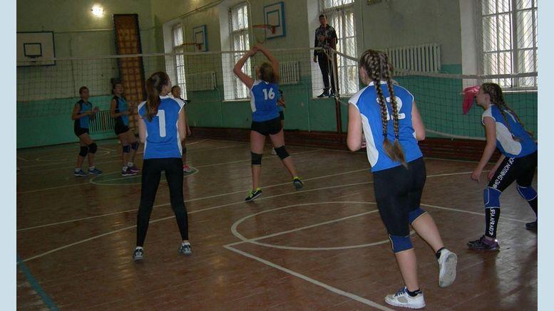 волейбольний турнір - Ананьєв - День захисника України