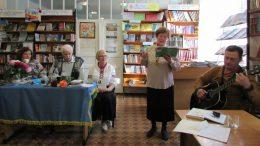 зустріч із письменником Олексою Різниковим - Татарбунари