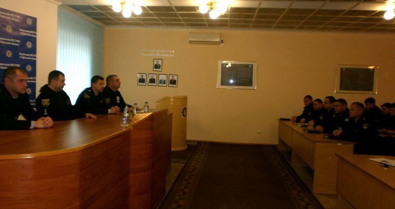 Арцизская полиция - 1