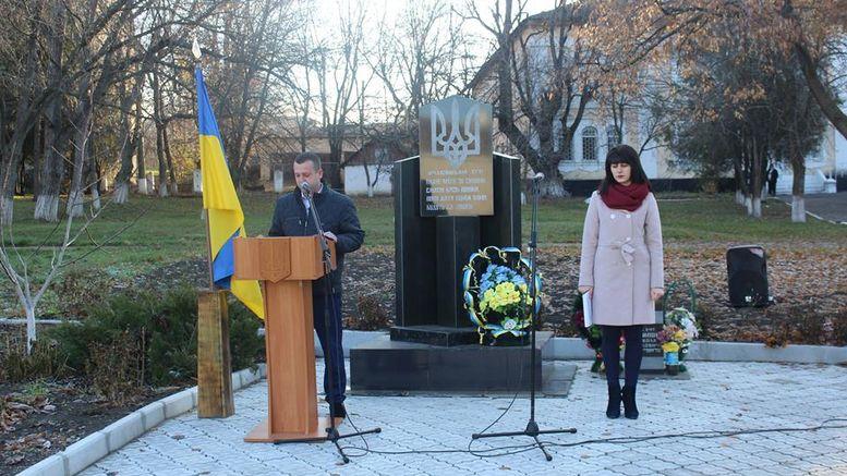 День Гідності та Свободи України - Окни - мітинг