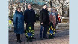 День гідності та свободи - Велика Михайлівка - мітинг