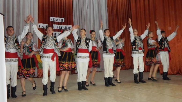 І районний етап Всеукраїнського конкурсу «Земля – наш спільний дім»