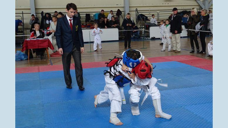 III Межрегиональный турнир по годзю-рю карате «Bessarabia OPEN» - Измаил