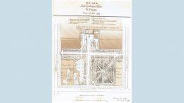 Історичні межі Міського саду - Одеса