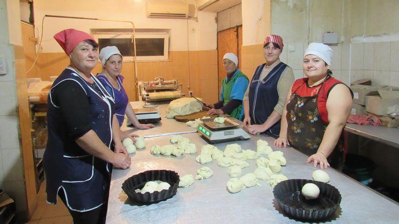 Хлебопекарня - Кулевча