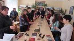 Книжкова виставка «Згадати тих, кого забрала біда» - Татарбунари