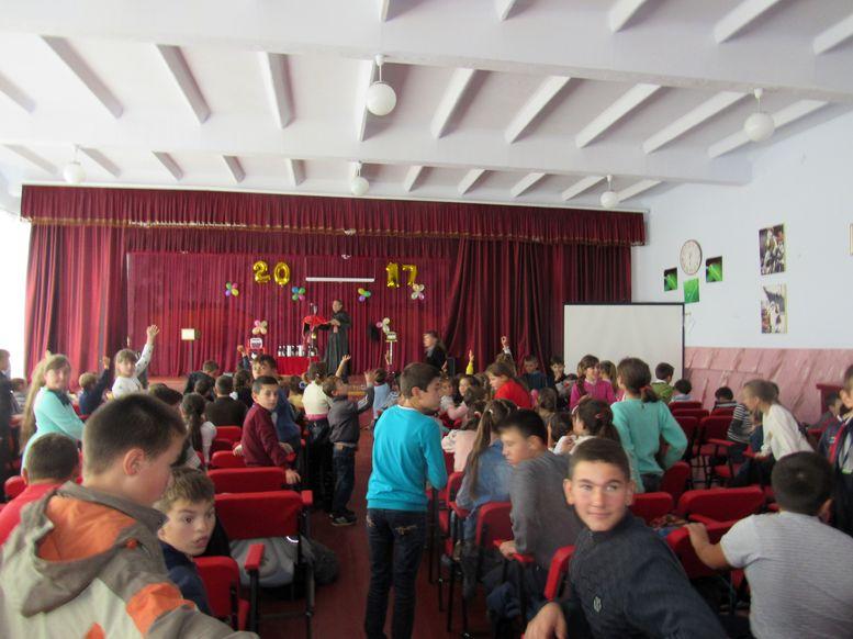 Кулевчанская общеобразовательная школа - 2