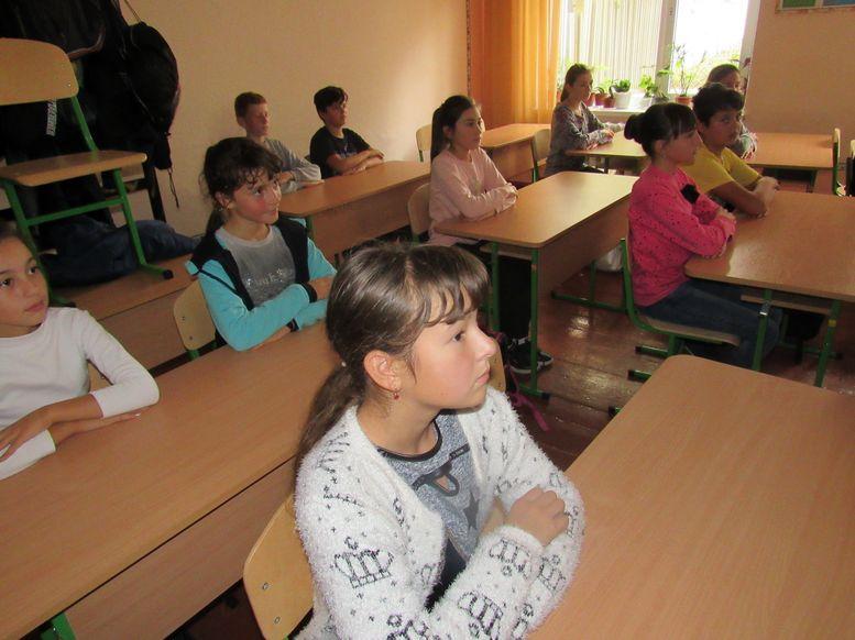 Кулевчанская общеобразовательная школа - 1
