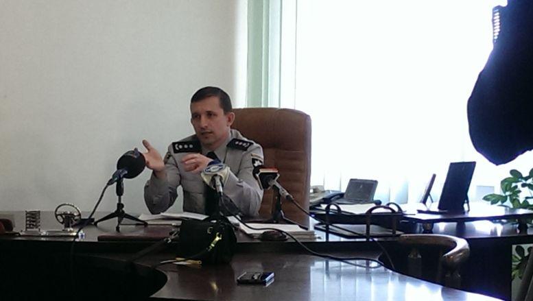 Новый руководитель измаильской полиции - Роман Галкин - 1