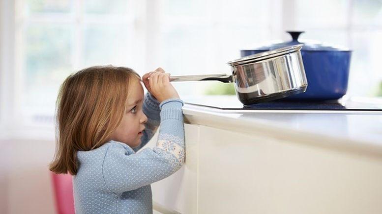 Попередження нещасних випадків серед дітей