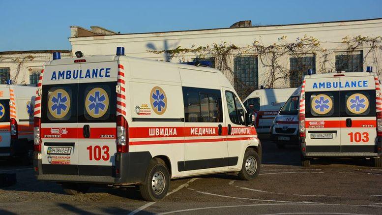 автомобілі швидкої допомоги