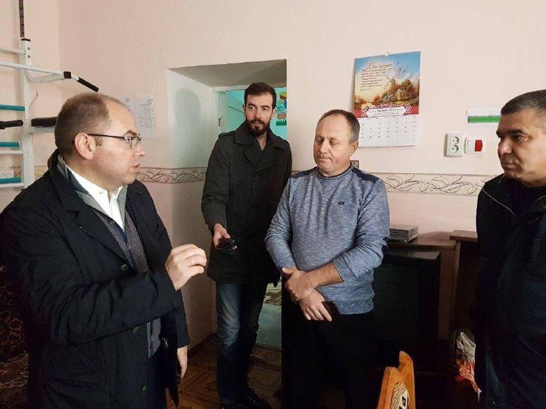 дитячий притулок - Березівський район - 2