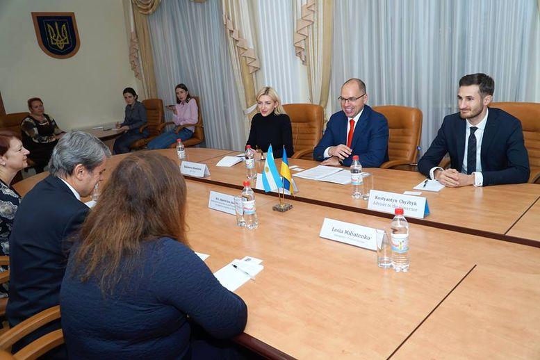 економічні відносини між Одеською областю та Аргентиною - 1