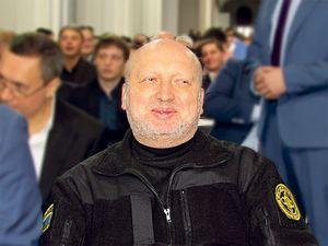 з'їзд політичної партії «Народний фронт» - Турчинов