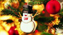 конкурс на кращу новорічну іграшку - Ширяєво