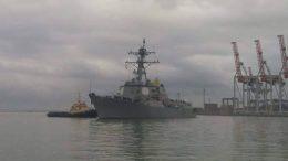 корабель ВМС США USS James E. Williams - візит до Одеси