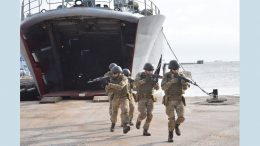 морські піхотинці - навчання