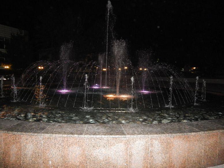 музыкальный фонтан - Кулевча - 1