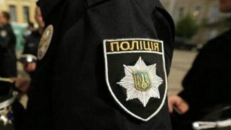 напад на поліцейського