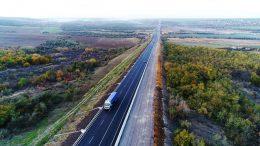обсяг дорожніх робіт в Одеській області