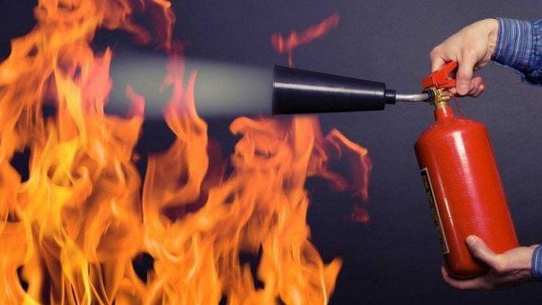 перевірка пожежної безпеки