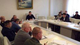 порт «Южний» - засідання Комітету безпеки порту