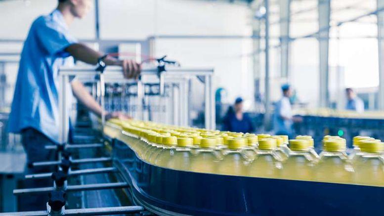 промислове виробництво - Одещина