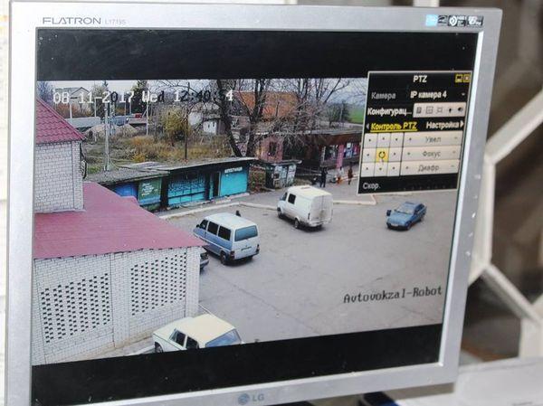 система відеоспостереження - Окни - 1