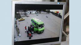 система відеоспостереження - Окни