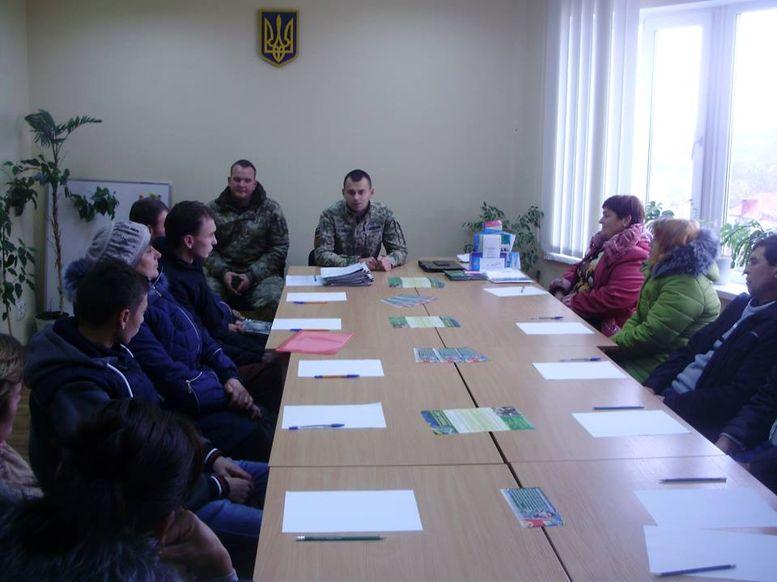 служба у прикордонних військах - 1
