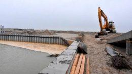 трансферт на строительство канала «Черное море - Тилигул»
