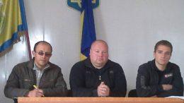 засідання комісії з питань будівництва - Татарбунари