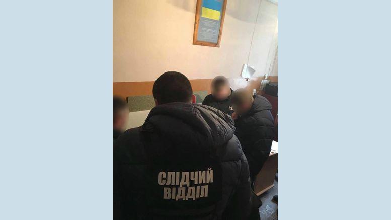 заступник начальника відділення поліції - Роздільна - хабар