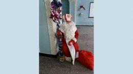 День Святого Миколая - дитячий ранок - Окни