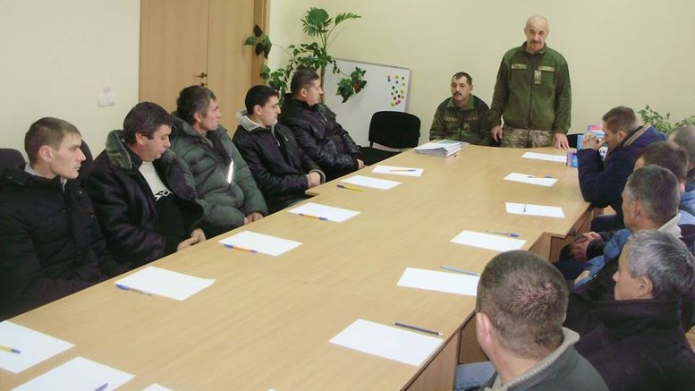 День Збройних Сил України - Окнянський районний центр зайнятості
