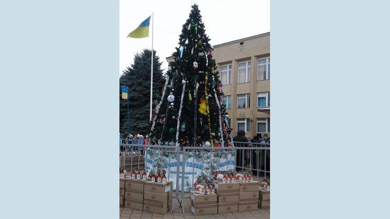 День святого Миколая - Велика Михайлівка