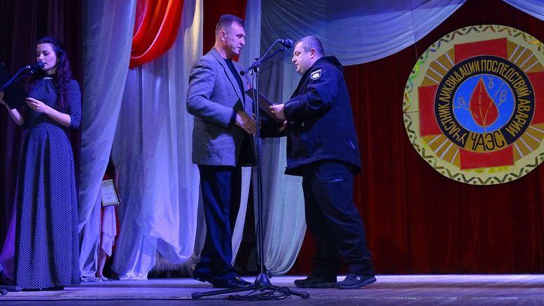 День вшанування учасників ліквідації наслідків аварії на Чорнобильській АЕС - Ізмаїл