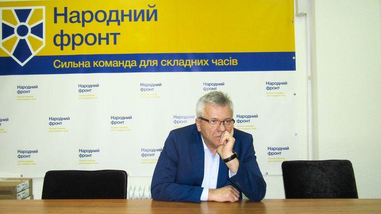Депутат Одеської обласної ради Олександр ОСТАПЕНКО