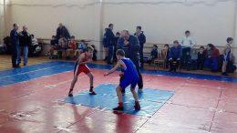 ХІІ обласний турнір з греко-римської боротьби - Окни