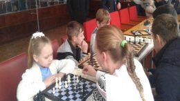 Шашково-шаховий турнір серед школярів НВК Миколаївського району