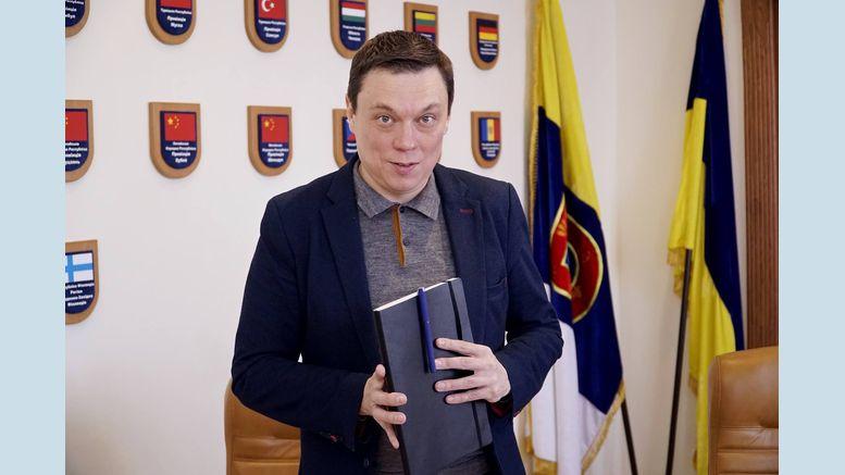 Сергій Колебошин - соціальне житло для дітей-сиріт