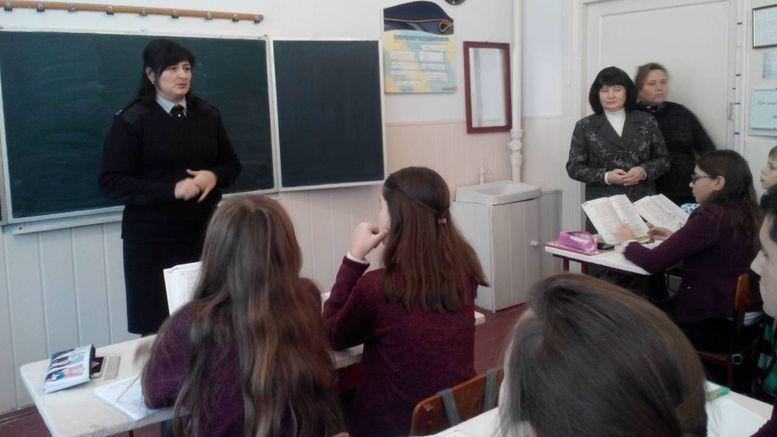Всеукраїнський тиждень права - Арциз