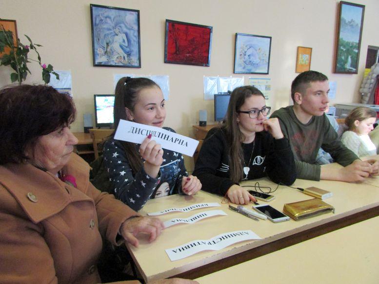 Всеукраїнський тиждень права - Татарбунари - 1