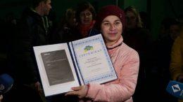 діти-сироти - соціальне житло - Біляївський район - президент