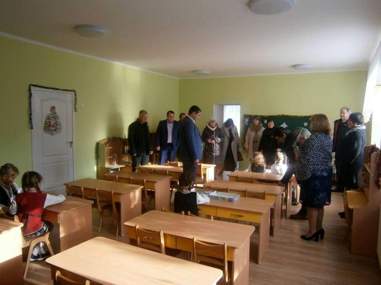 дитячі садки - село Зоря - Саратський район - капітальний ремонт - 4