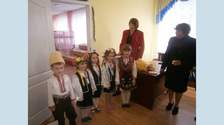 дитячі садки - село Зоря - Саратський район - капітальний ремонт