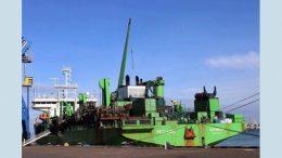 днопоглиблювальні роботи - порт «Южний»