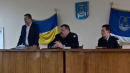 майор поліції Віталій Ковальов - начальник Окнянського ВП Подільського ВП ГУНП в Одеській області