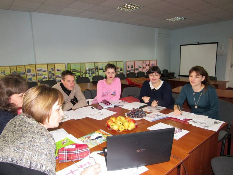 майстер–клас для вчителів англійської мови «Англомовні країни» - Окни - 1